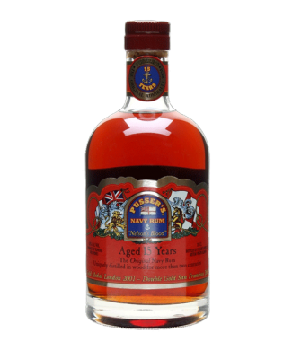 Pussers Nelsons Blood 15 Year Old Rum