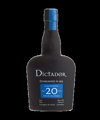 Dictador 20 Year Solera Rum