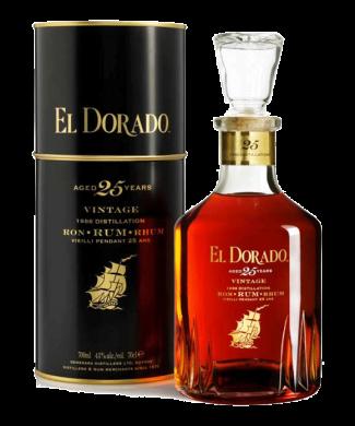 El Dorado 25 Year Rum