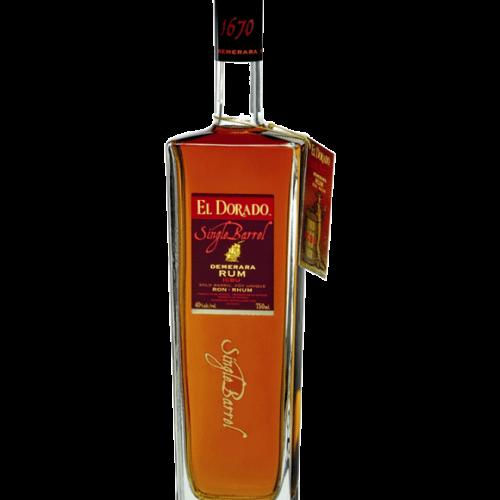 El Dorado Single Barrel ICBU Rum