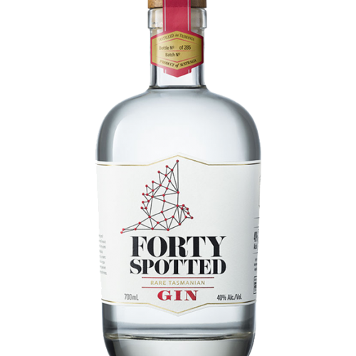 Lark Forty Spotted Rare Tasmanian Gin