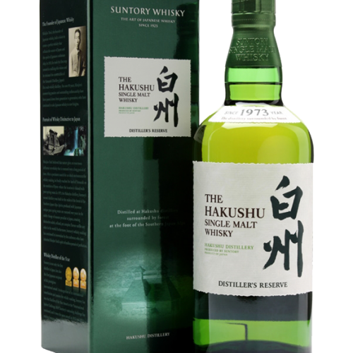 Hakushu Distillers Reserve Single Malt Whisky