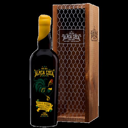 Big Black Cock Single Malt Whisky