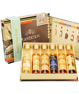 Plantation Rum Selection Cigar Gift Pack