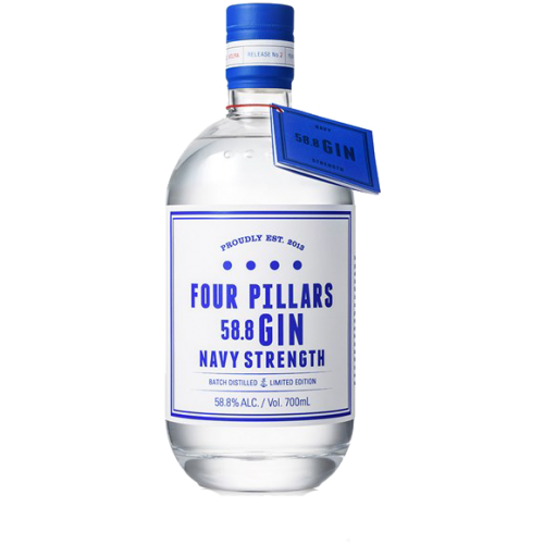 Four Pillars Navy Strength Gin