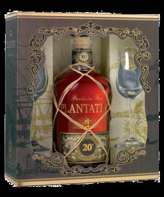Plantation XO 20th Anniversary Rum Gift Pack