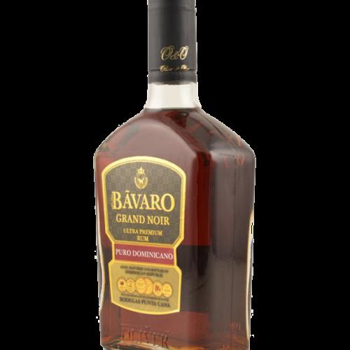 Bávaro Grand Noir Rum