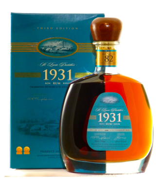 Chairmans 1931 3rd Edition Rum