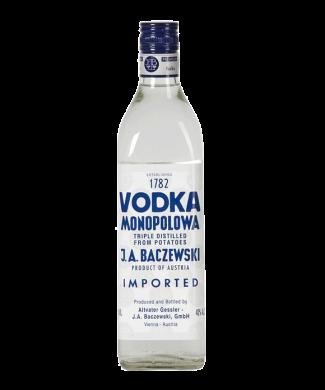 JA Baczewski Monopolowa Vodka