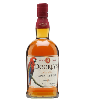 Doorlys 8 Year Barbados Rum