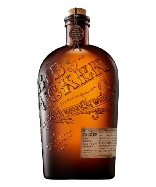Bib & Tucker 6 Year Small Batch Bourbon