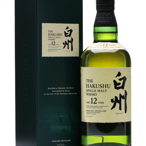 Hakushu 12 Year Single Malt Whisky