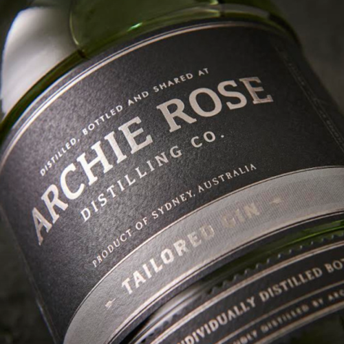 Archie Rose Tailored Gin 2016