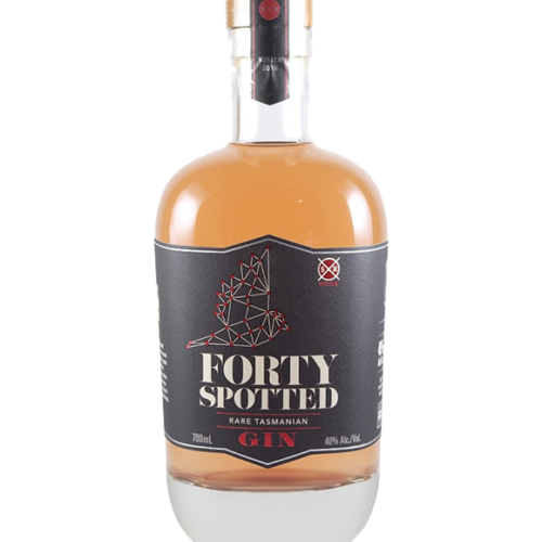 Lark Forty Spotted Barrel Aged Limited Release Gin