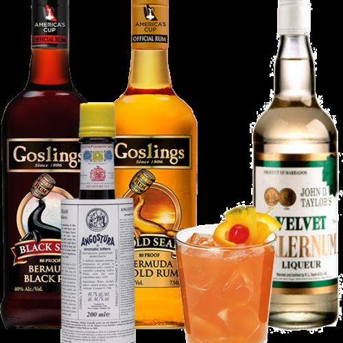 Rum Swizzle Cocktail Pack