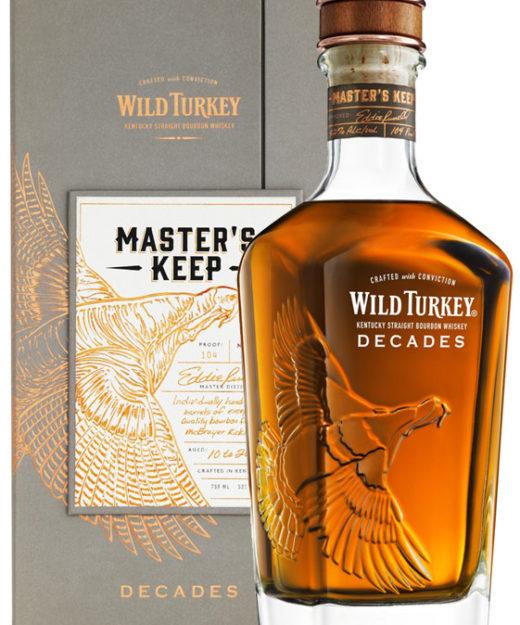Wild Turkey Masters Keep Decades Bourbon