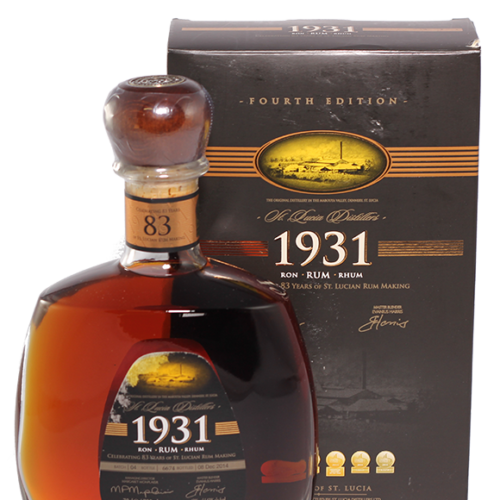 Chairmans 1931 4th Edition Rum