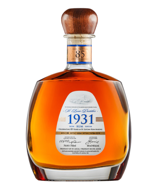 Chairmans 1931 6th Edition Rum