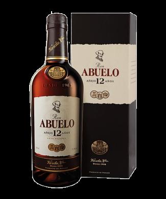 Ron Abuelo 12 Year Gran Reserva Rum