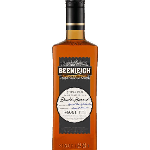 Beenleigh Double Barrel 5 Year Rum