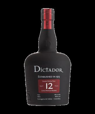 Dictador 12 Year Solera Rum