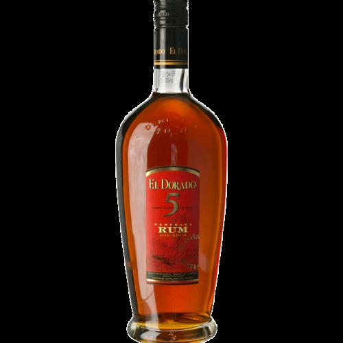 El Dorado 5 Year Rum