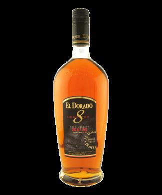 El Dorado 8 Year Rum