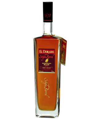 El Dorado Single Barrel EHP Rum