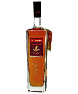El Dorado Single Barrel ICBU Rum