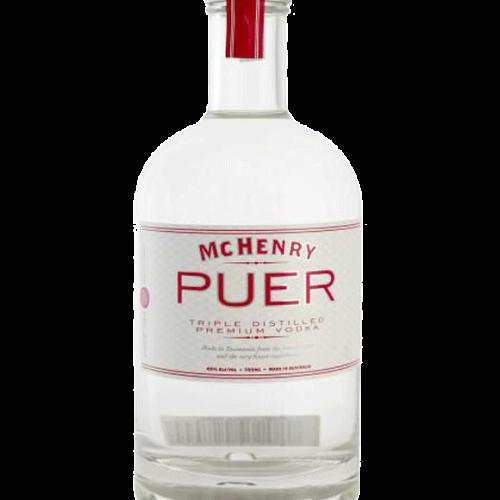 McHenry Puer Triple Distilled Vodka