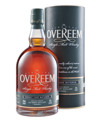 Overeem Sherry Cask Matured Single Malt Whisky