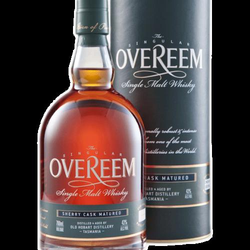 Overeem Sherry Cask Matured Single Malt Whisky