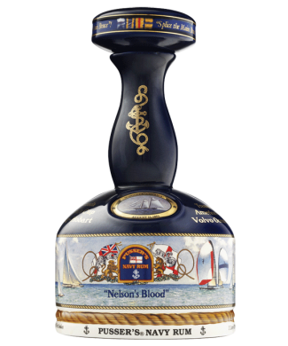 Pussers Yachting Decanter Rum 1L