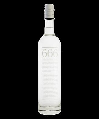 666 Pure Tasmanian Vodka