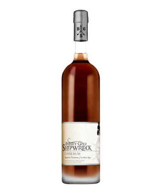 Brinley Gold Shipwreck Coffee Rum