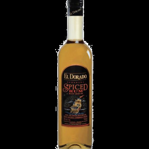 El Dorado 5 Year Spiced Rum
