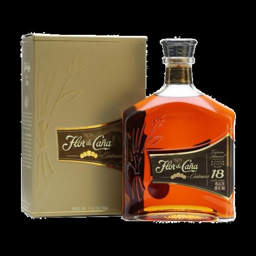 Flor de Cana Centenario 18 Year Rum