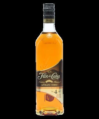 Flor de Cana Gold 4 Year Rum