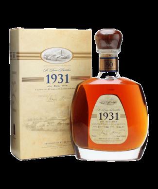 Chairmans 1931 1st Edition Rum