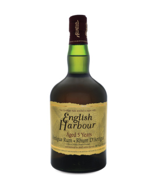 English Harbour 5 Year Rum