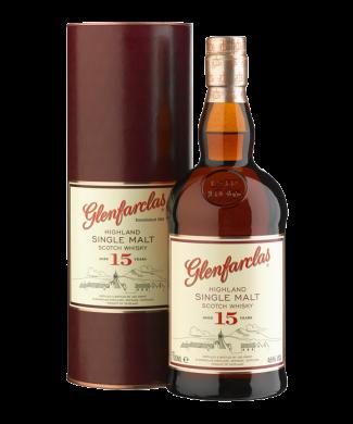 Glenfarclas 15 Year Single Malt Scotch Whisky