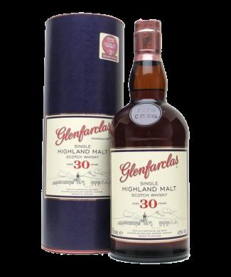 Glenfarclas 30 Year Single Malt Scotch Whisky