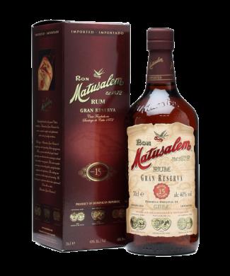 Ron Matusalem Gran Reserva 15 Year Rum