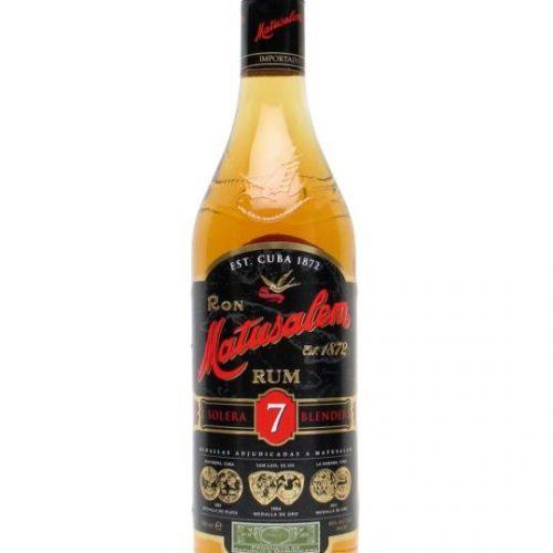 Ron Matusalem Solera 7 Year Rum