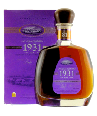 Chairmans 1931 2nd Edition Rum