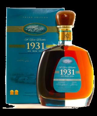 Chairmans 1931 3rd Edition Rum