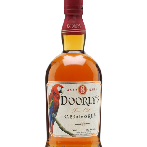 Doorlys 8 Year Barbados Rum