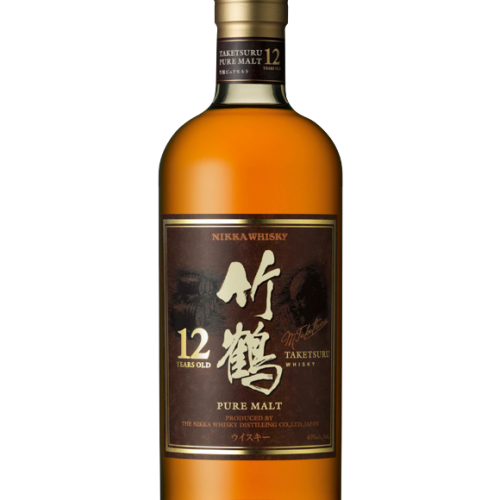 Nikka Taketsuru 12 Year Pure Malt Whisky