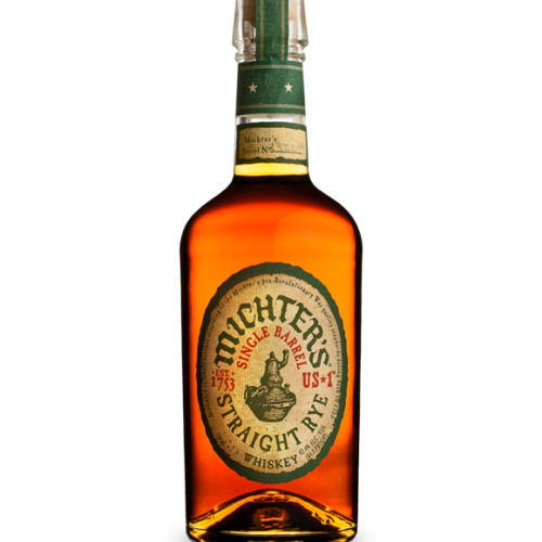 Michters US*1 Straight Rye Whiskey