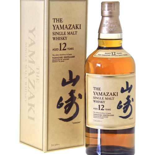 Yamazaki 12 Year Single Malt Whisky